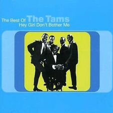Hey Girl Dont Bother Me (Anthology) by The Tams (CD, Jun-1998,...