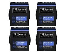 Tresemme Tres Create Styling Putty Flexible Hold 3OZ/85g NEW Lot of 4