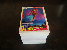1991 Impel---Marvel---Series-2---Near Complete Set 1-162---Need 2 Cards #1 #153