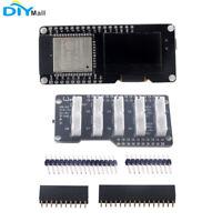 ESP8266 ESP32 WiFi Bluetooth Module Development Board with 1.3 OLED Base Board