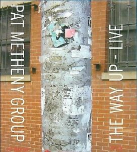 Pat Metheny Group: The Way Up - Live BLU-RAY NEW