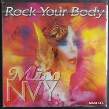 "Miss NVY ‎– Rock Your Body (Vinyl 12"")"