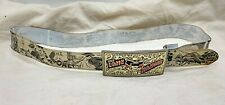 1940's Lone Ranger Belt from Official Outfit Nice!