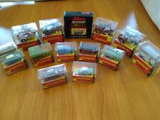 Schuco Piccolo Modellautos Sortiment - BMW502, Citroen 2CV, VW Bus, TempoDreirad
