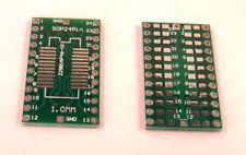 0.8mm 1x SMD Adapterplatine SOP56 // TSOP56 FR4-Industriequalität 0.635mm
