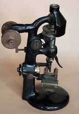 Antique Watchmaker RUKA Lathe Vintage Tool Machine for Watch Engineer Precision