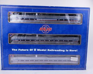 Atlas Horizon Amtrak Phase 3, 3-Rail Passenger Car 3-Pack - #6212 O Scale