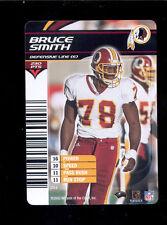 2003 NFL Showdown BRUCE SMITH Washington Redskins Rare Card