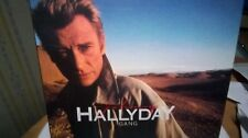 RARE ALBUM CD DIGIPACK 10T JOHNNY HALLYDAY je te promets/laura/l'envie