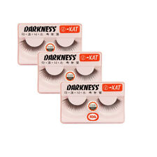 Darkness eyelashes i-Xat 3pcs (Us Seller)