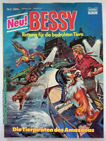 BASTEI | BESSY - RETTUNG FÜR DIE BEDROHTEN TIERE | BROECKX |NR 2 (1986-88) |Z 2-