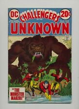 Challengers of the Unknown 79 - DC - 1973 - VF-+
