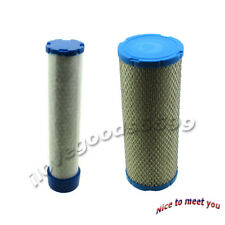 Air Filter Set Kohler 2508301-S Kawasaki 11013-7020 Replacement Hustler Ariens