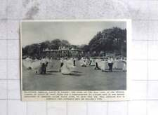 1954 American Square Dance Traditional Style Main Lawn Festival Gardens