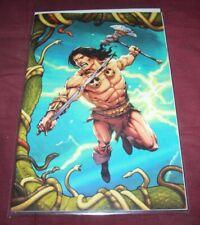 Conan  Serpent Wars #1 Virgin Variant