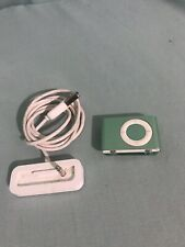 Apple iPod Shuffle 2nd Generation 1GB Light Green Model A1204