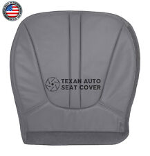 2001 Ford Expedition Eddie Bauer XLT 4.6L 4X4 Driver Side Bottom Seat Cover Gray