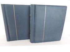 Luxus BRD Sammlung 2001-2009 Ecke gestempelt in 2 Leuchtturm SF Vordruckalben