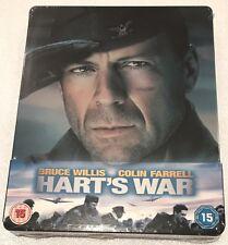 Hart's War Steelbook Blu-Ray **Region B**