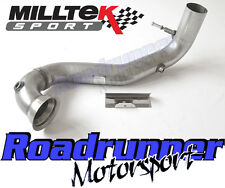 """Milltek Decat Downpipe Mercedes A-Class A45 AMG 2.0 Exhaust Removes Cat 3"""" Pipe"""