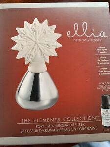 Ellia Porcelain Snowflake Aroma Difuser