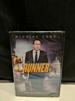 The Runner (DVD, NEW  NICHOLAS CAGE - CONNIE NIELSON-SARAH PAULSON-PETER FONDA
