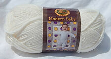 "Lion Brand ""Modern Baby"" in Cream - New & Smoke Free Home"