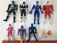 MMPR Bandai Mighty Morphin Power Rangers Lost Galaxy Magna Defender Lot Vintage