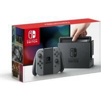 Nintendo HACSKAAAA Switch Gray Joy-Con