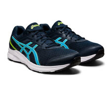 Asics Mens Jolt 3 Running Shoes Trainers Sneakers Navy Blue Sports Breathable
