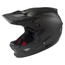 Troy Lee Designs D3 Carbon Helmet MIPS Midnight Black SM