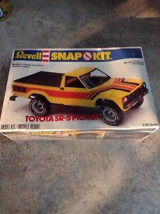 Revell Toyota Pickup Truck 1/32 SEALED!! *VINTAGE* ▓RARE▓ SNAP kit