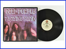 Deep Purple Machine Head Gatefold Cover Record Warner Bros. Records BSK 3100