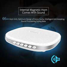 White Noise Maker Sound Machine Sleep Sound Therapy Relax Rain Fan Sinocare