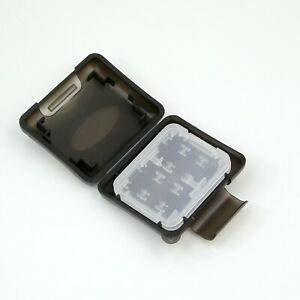 Plastic Storage Case Box for Micro SD TF CF SDHC SDXC MMC MSPD MS CF Memory Card