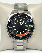 INVICTA SPECIALTY BLACK STAINLESS STEEL MEN'S WATCH  1330 $795.00