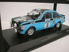 Ford ESCORT RS 1800 ESSO Clark Wilson Lombard RAC Rally 1978 MINICHAMPS 1/18