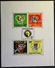 Timbre CONGO Stamp - Yvert et Tellier Bloc n°2 n** (Y6)