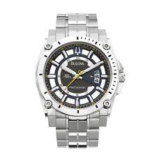 Bulova Men's Quartz (Battery) Stainless Steel Strap Watches