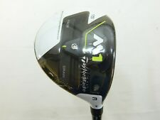 New Taylormade M1 17 15* 3 Fairway Wood Kuro Kage Regular Graphite - M-1 2017