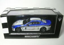 Maserati Granturismo MC GT4 N° 9 Trofeo 2010