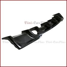 Carbon Fiber Replace Diffuser AK Type For 12-15 F30 F31 328i 335i M Sport Bumper