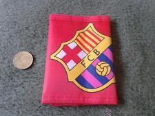 BONITA CARTERA / MONEDERO FUTBOL CLUB BARCELONA BARSA. FCB. WALLET FOOTBALL VER