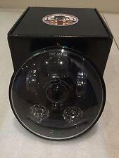 "5.75"" LED 45W Headlight Lamp Harley Davidson Ducati Cafe Racer Motorcycle Light"