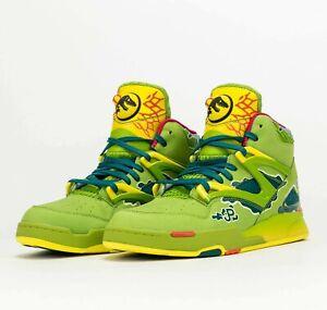 Reebok Pump Omni Zone II Jurassic Park GY0549 Basketball Shoes Sneakers