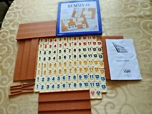 Deluxe Rummy O Classic Tile Game 2004