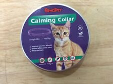 BingPet Calming Collar For Cats & Small Dogs. Natural Calm Collar Up To 15�