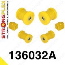 Kit silentbloc polyuréthane bras et barre suspension avant Opel Zafira A