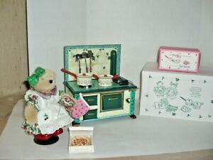 NABCO MUFFY Vanderbear Jam Session & Cherrie Pie Collection Lot