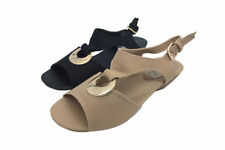 Grosby Buckle Sandals for Women